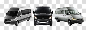 Van Mercedes-Benz Sprinter Car Minibus, luxury bus PNG