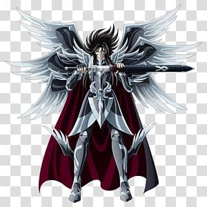 Pegasus Seiya Hades Andromeda Shun Athena Saint Seiya: Knights of the Zodiac, Anime PNG