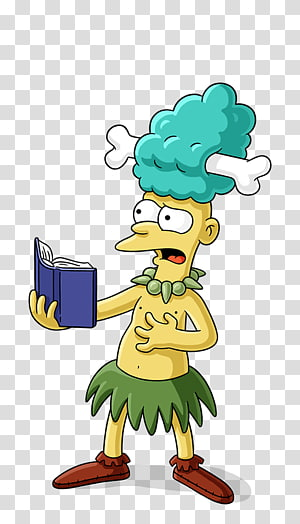 Sideshow Mel Krusty the Clown Homer Simpson Marge Simpson Lisa Simpson, Bart Simpson PNG clipart