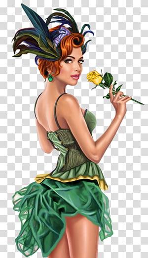 Woman 3D computer graphics , woman PNG clipart