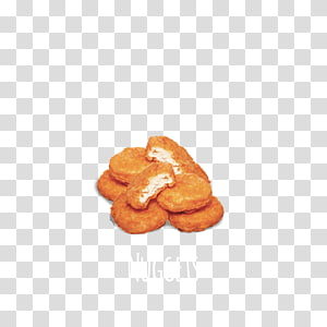 Food, nuggets PNG