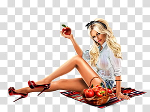 Female Woman Girl Illustration , woman PNG