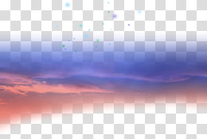 illustration of cloud, Sky Atmosphere , Sky, blue sky, white clouds, background elements PNG
