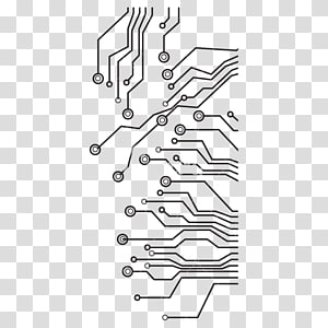 Electronic circuit Electrical network Circuit diagram Wiring diagram graphics, electronic circuits PNG clipart