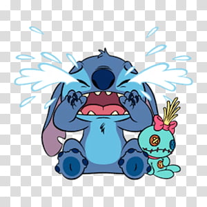 Stitch Lilo Pelekai Jumba Jookiba Sadness The Walt Disney Company, stitch PNG
