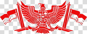 red eagle art illlustration, Proclamation of Indonesian Independence United States of Indonesia History of Indonesia, indonesia PNG clipart