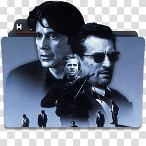 Michael Mann Al Pacino Heat Neil McCauley Lt. Vincent Hanna, heat movie PNG clipart