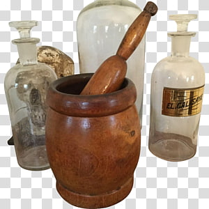 Ceramic Mortar and pestle Pottery, mortar and pestle PNG clipart