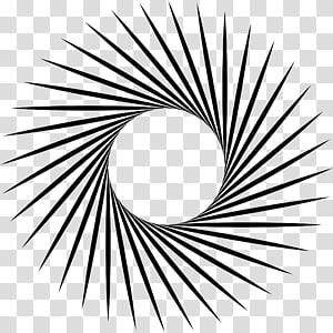 Monochrome, vortex PNG clipart