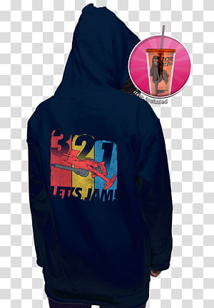 Hoodie T-shirt Bluza ShirtPunch, T-shirt PNG