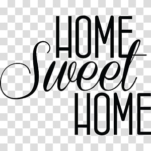 Wall decal Sticker Building, Home Sweet Home PNG clipart