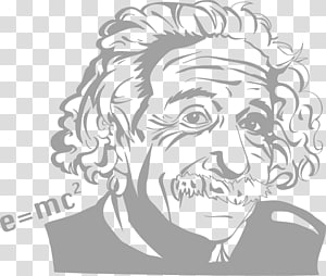 Wall decal General relativity Physics Theory of relativity Einstein family, scientist PNG