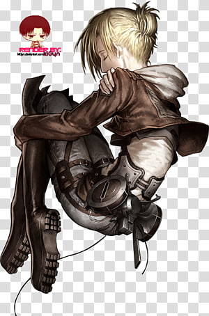 Levi Annie Leonhart Attack on Titan YouTube Mikasa Ackerman, youtube PNG clipart