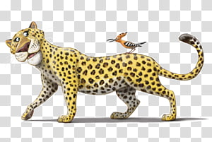 Leopard Cheetah Vacation Bible School , leopard PNG