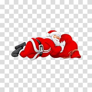 Santa Claus Christmas card Wish Greeting, Santa Claus PNG