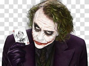 The Dark Knight Joker Batman Film Actor, joker PNG clipart