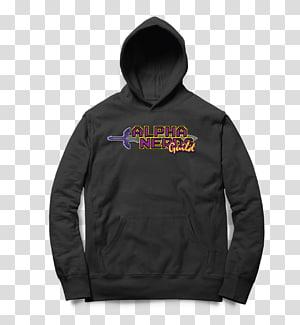 Hoodie T-shirt Clothing Sweater, Hoodie Mockup PNG