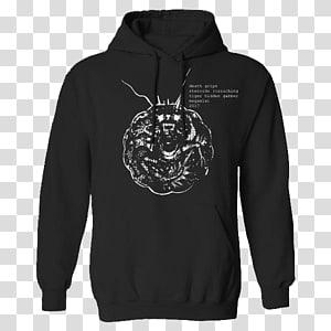 Hoodie T-shirt Sweater Bluza Top, t shirt rapper PNG