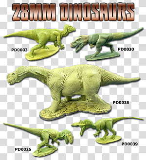 Tyrannosaurus Miniature figure Dinosaur Game Velociraptor, tropical rainforest exposed animal avatar PNG