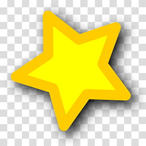 yellow star , Computer Icons Favicon Avatar Music, Yellow Star Icon PNG clipart