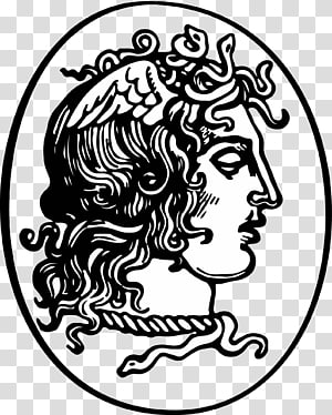 Medusa Greek mythology , greek PNG