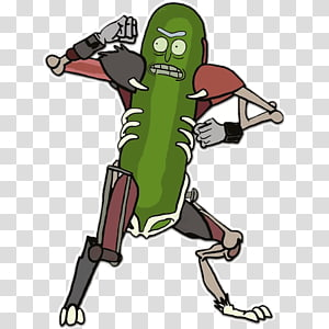 Rick Sanchez Morty Smith Pickle Rick Rick and Morty, Season 3, scary terry PNG clipart