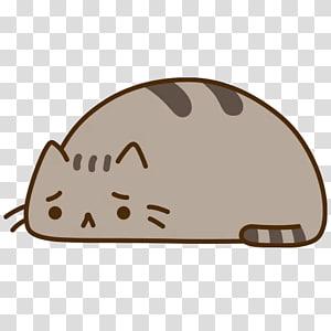 Gfycat Pusheen Tenor, Cat PNG