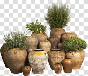 Garden Ceramic Advertising , others PNG