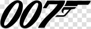 James Bond Film Series Logo Decal, bicycles PNG clipart