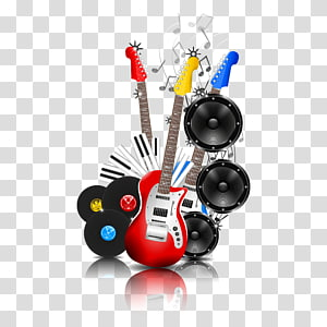 Musical note , music PNG