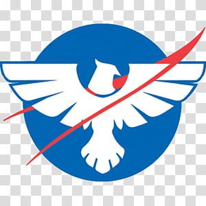 white bird logo, Dream League Soccer First Touch Soccer Logo NASA insignia, logo dream league soccer PNG clipart