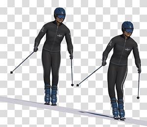 Ski Bindings Cross-country skiing Ski Poles, skiing PNG