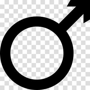 Gender symbol Male , male and female symbols PNG