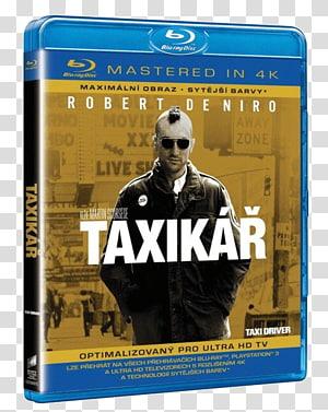Blu-ray disc Travis Bickle Film DVD 4K resolution, travis bickle PNG clipart