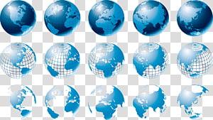 Earth diagram, Earth Globe World map, Blue Earth PNG