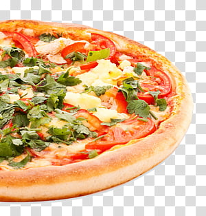 pizza with herbs and tomato, Pizza European cuisine Flour Food Picada, Pizza PNG clipart