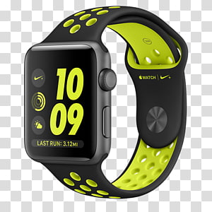Nike+ Apple Watch Series 3 Apple Watch Series 2, nike PNG clipart