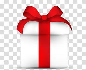 Santa Claus Gift card Box, santa claus PNG clipart