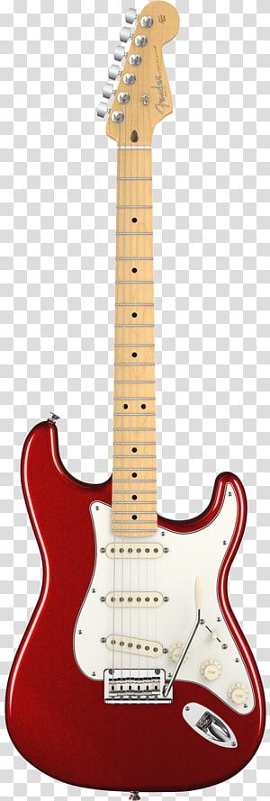 Fender Stratocaster The STRAT Fender Standard Stratocaster Guitar Elite Stratocaster, guitar PNG