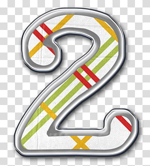 Number Numerical digit, Number 2 PNG clipart