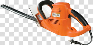 Machine Lawn Mowers Hedge trimmer Garden, chainsaw PNG