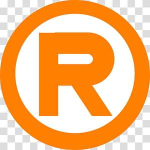 Registered trademark symbol Trademark classification , register button PNG clipart