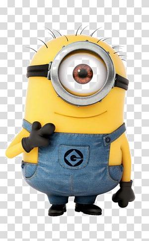 Kevin the Minion Stuart the Minion Felonious Gru Despicable Me Minions, Minions PNG clipart