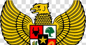 National emblem of Indonesia Pancasila Bhinneka Tunggal Ika Garuda, Angka PNG clipart
