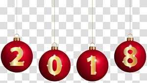 New Year\'s Day Christmas , Happy New Year PNG clipart