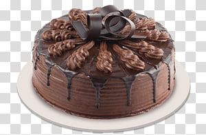Red Ribbon Black Forest gateau Birthday cake Chocolate cake Layer cake, cake red PNG
