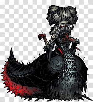 Darkest Dungeon Court Boss Red Hook Studios Video game, dark biography PNG