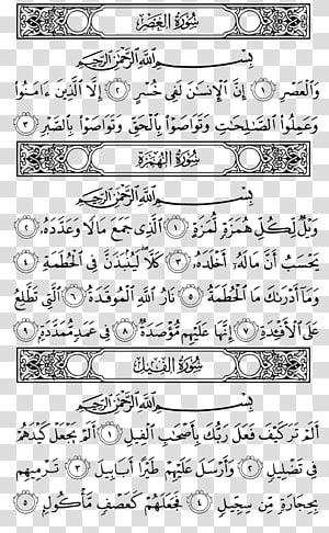 Quran Al-Humaza Surah Al-Fil Ayah, Quran PNG