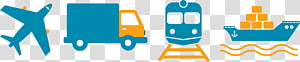 Multimodal transport Intermodal freight transport Logistics Cargo, transportation PNG