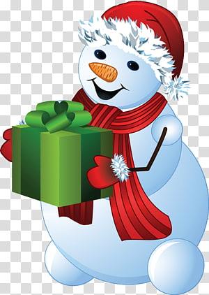 Santa Claus Christmas ornament Snowman Gift, santa claus PNG